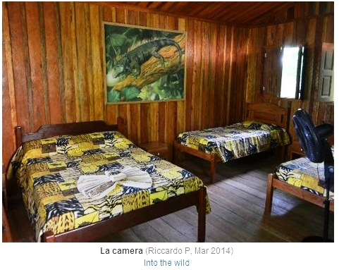 Cabana-interior